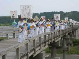 蓬莱橋ぼんぼり祭り 島田市3月号.jpg